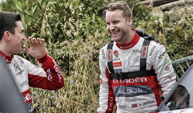 Otsberg rendra t'il le sourire au staff Citroën ?