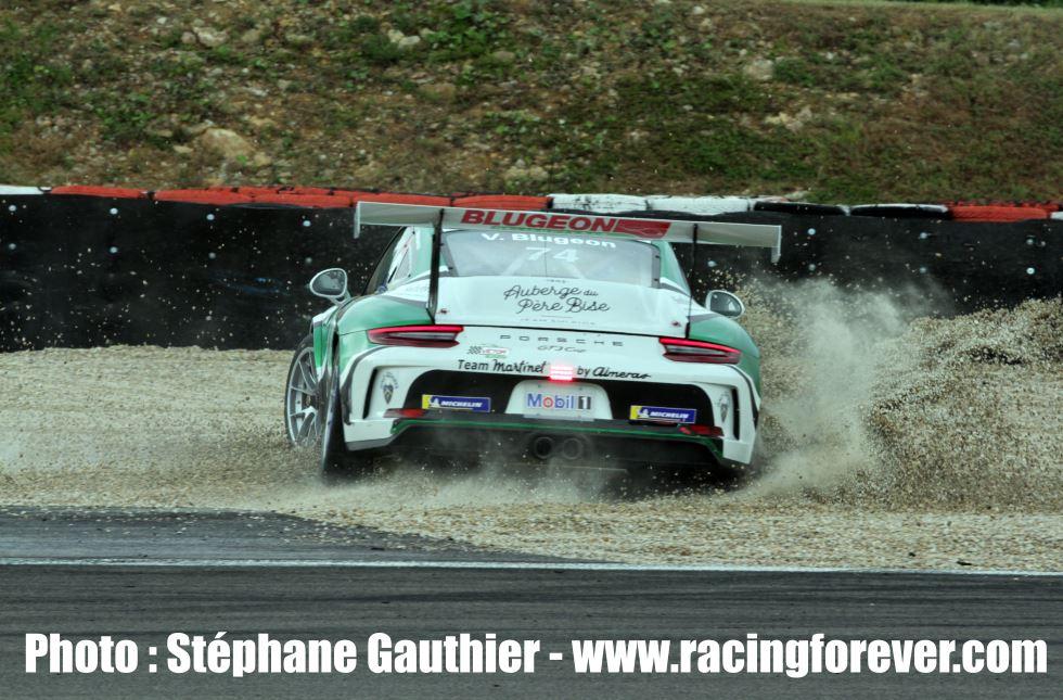 Maîtriser une Porsche reste un exercice difficile