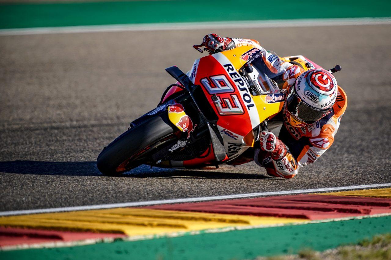 Marc Marquez remporte un nouveau beau succès © Honda Pro Racing