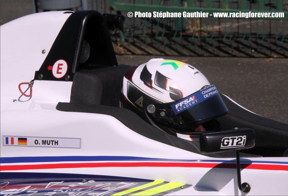 F4 France : Jerez, le titre pour Collet