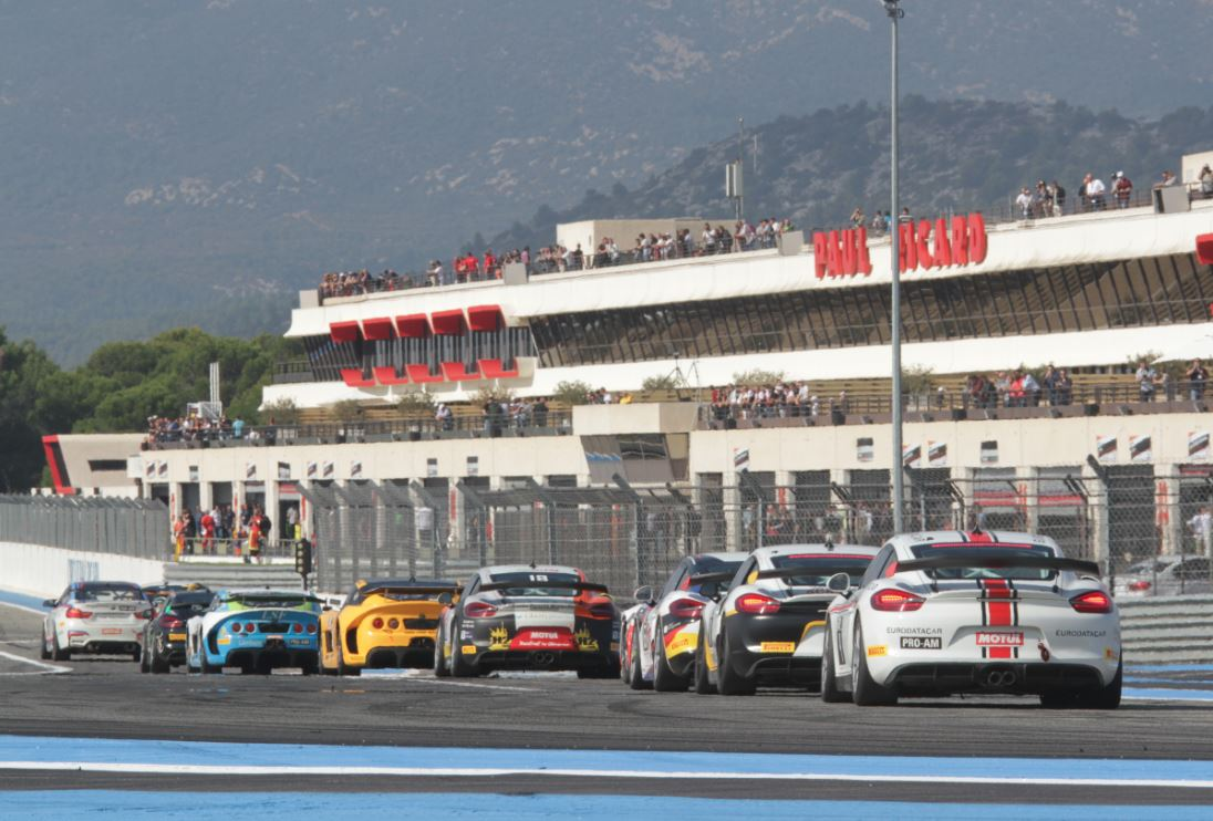Le circuit Paul Ricard (Photo : Stéphane Gauthier)