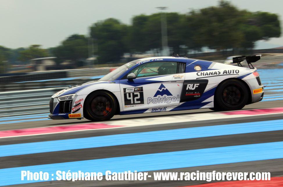 Une finale sous haute tension et le titre pour Guilvert et Michal (Audi Saint Eloc)