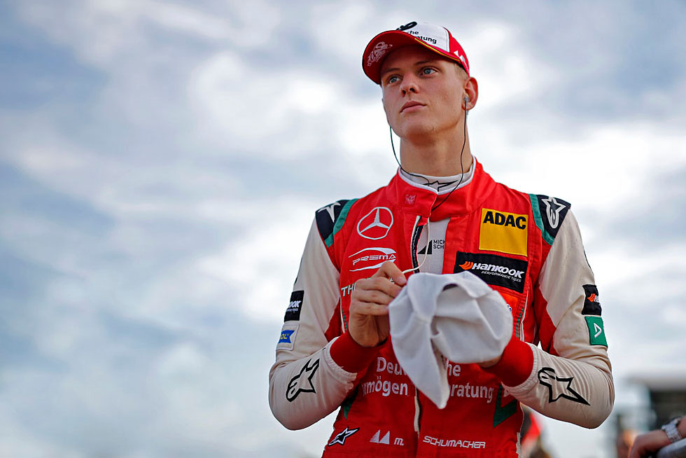 Mick Schumacher, champion ! © FIA F3