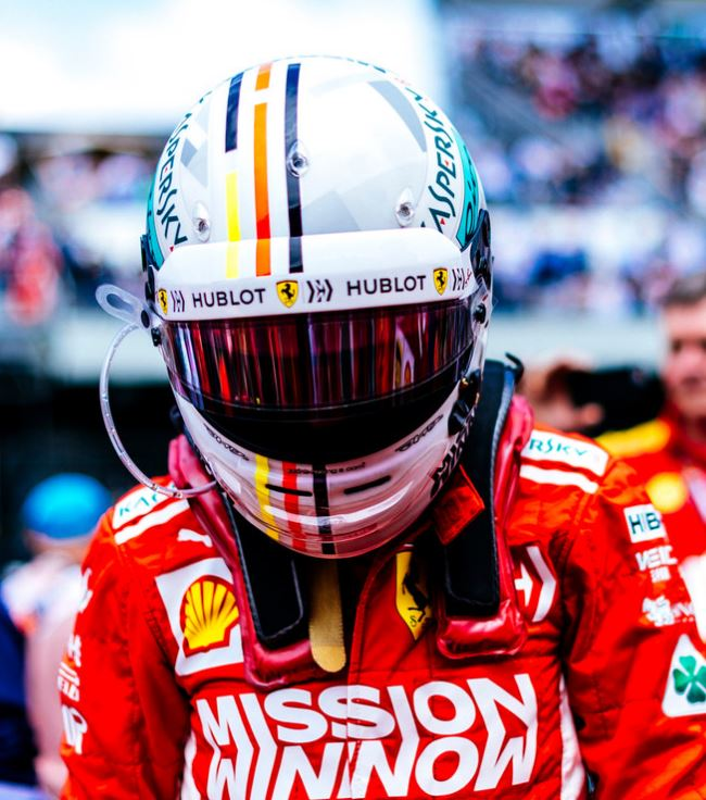 Mission impossible pour Vettel