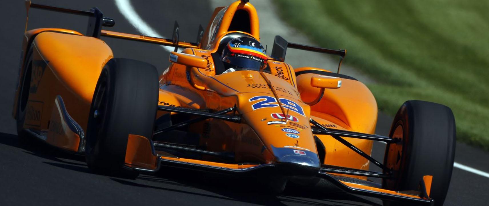 © McLaren Racing