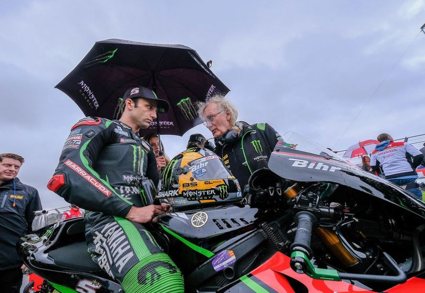 Contrat rempli pour Zarco (Photo Tech3)