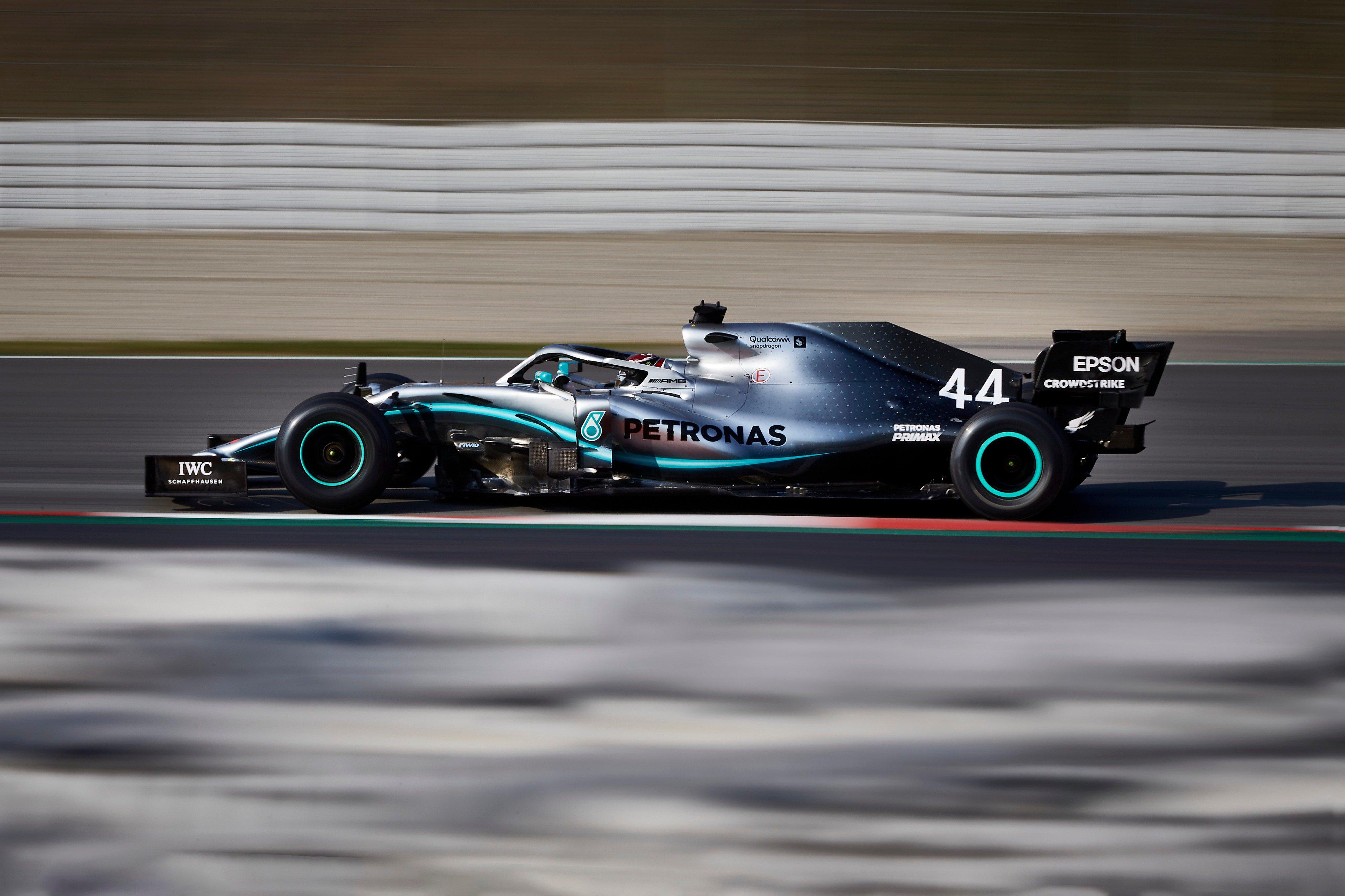 © Mercedes AMG