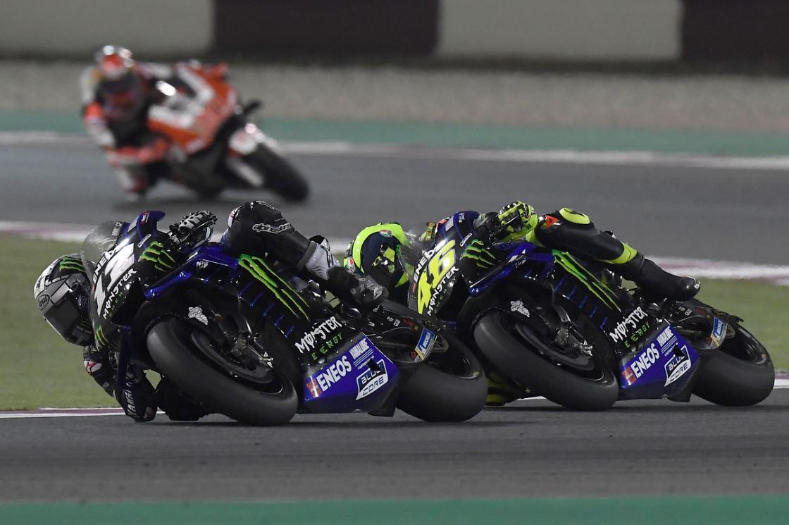 La pole position de Vinales est une maigre récompense pour Yamaha