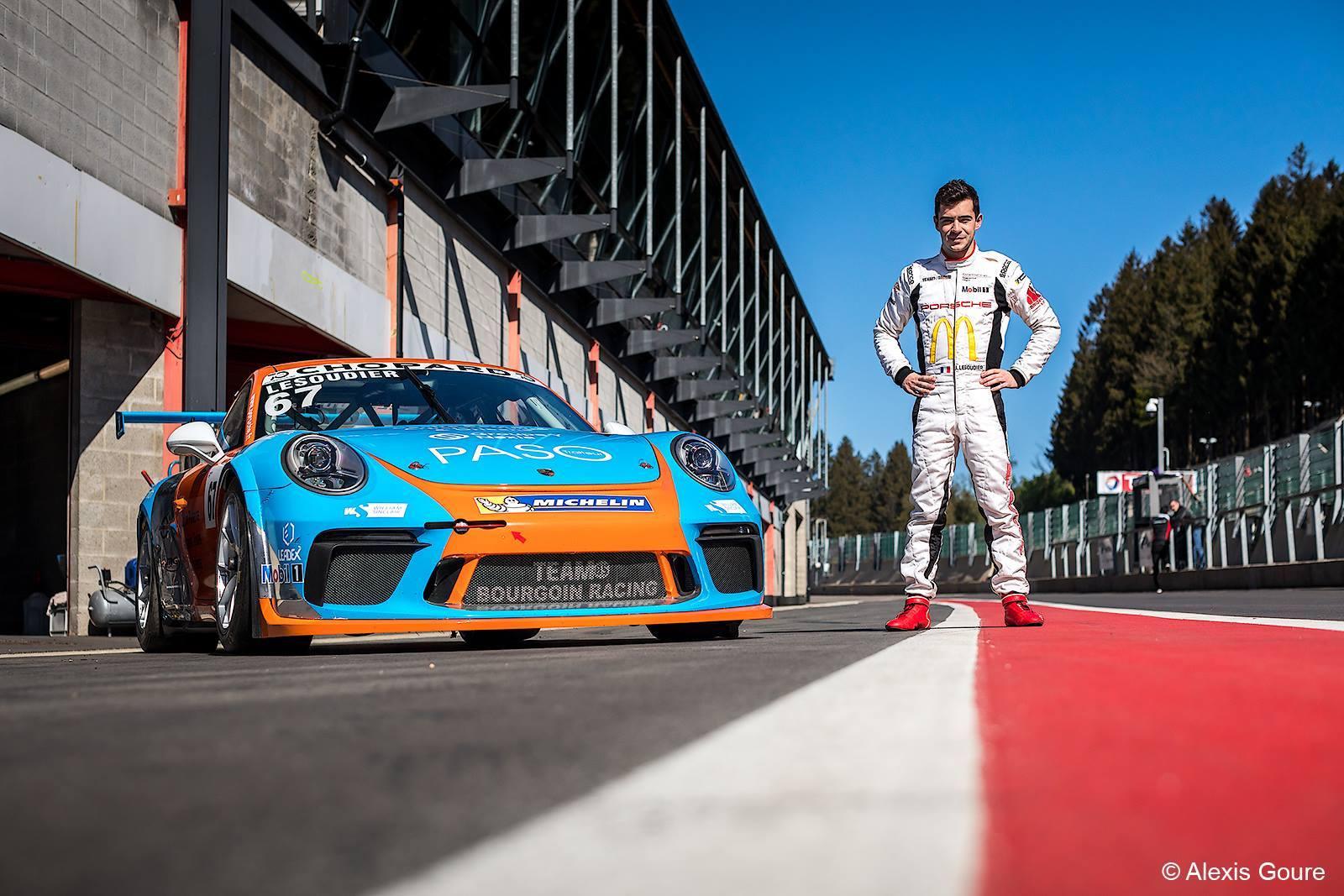 Jérémie Lesoudier a beaucoup appris en Porsche Carrera Cup