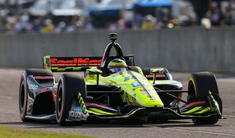 3e Sébastien Bourdais réalise son premier podium de la saison (Honda Racing)