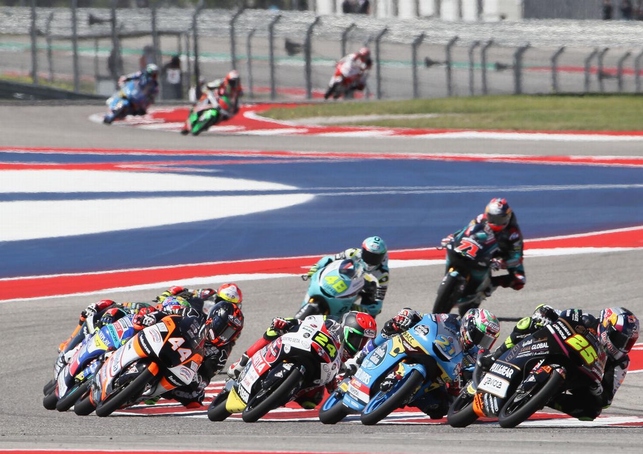 Le championnat Moto3 est très ouvert (Photo Gold &  Goose)