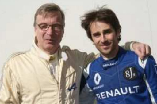 Jean-Charles Rédélé et Nicolas Prost © DR