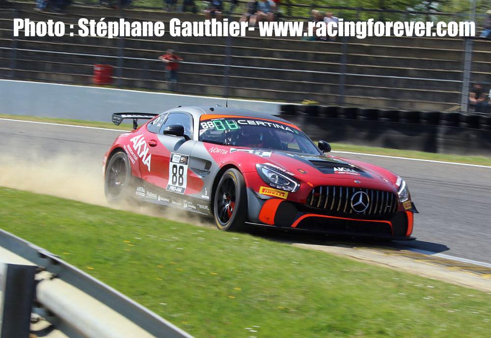 Le FFSA GT est passé en mode attaque ce samedi !