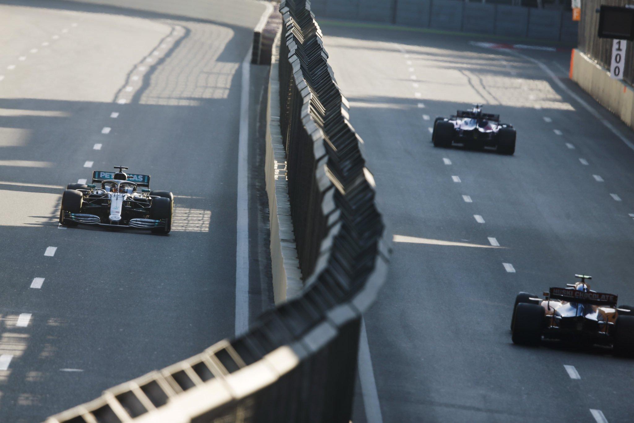 © AMG Mercedes F1