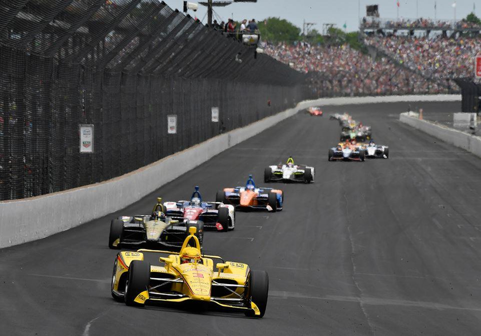 Indy500, une des plus grandes courses au monde