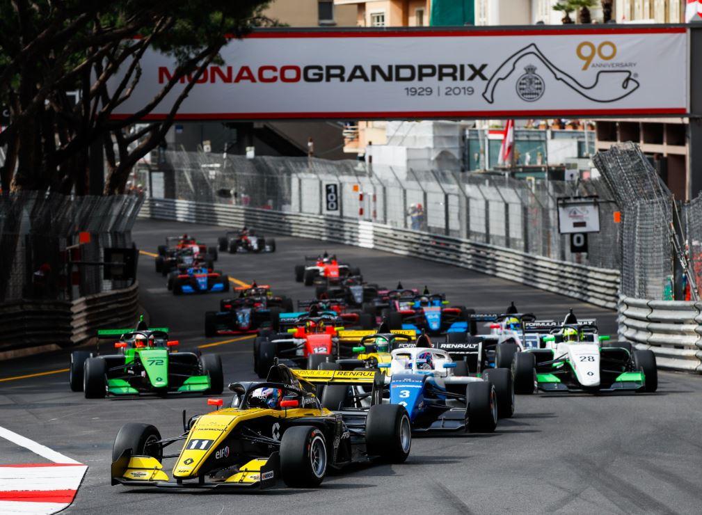 Epreuve de prestige pour la Formule Renault (Photo DPPI/F.Gooden)