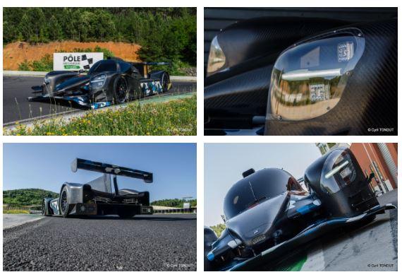 LMP3 : DUQUEINE Automotive présente son prototype