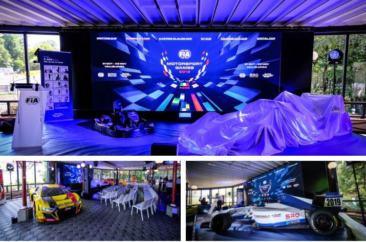 Jeux FIA Motorsport