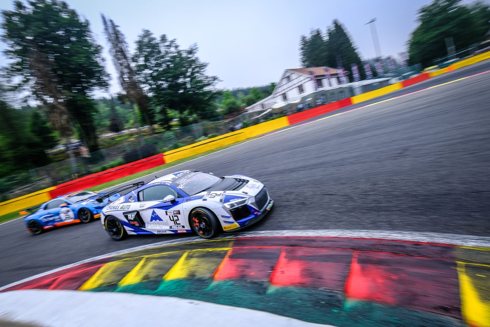 Spa Francorchamps Calendrier 2019.Ffsa Gt 2019 Spa Francorchamps Course 2