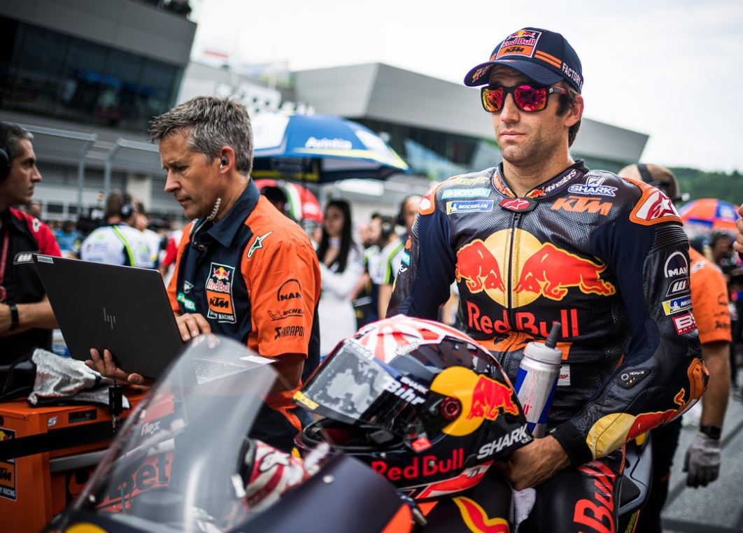 KTM et Zarco vont se séparer ( Photo Philip Platzer)