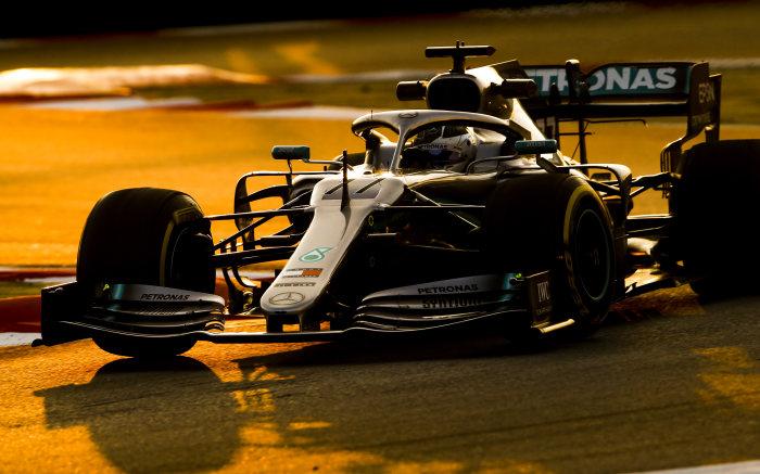 La F1 fait sa rentrée
