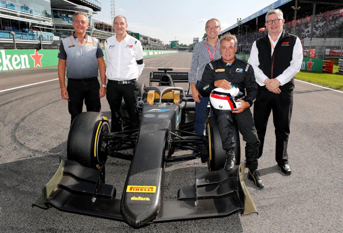 FIA Formule 2 : Monza