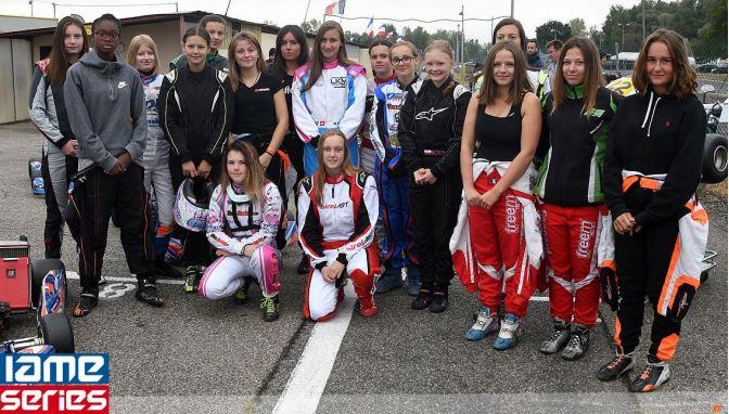 La Ladies cup sonnait anglais à Varennes sur Allier (Photo L.Gripon)