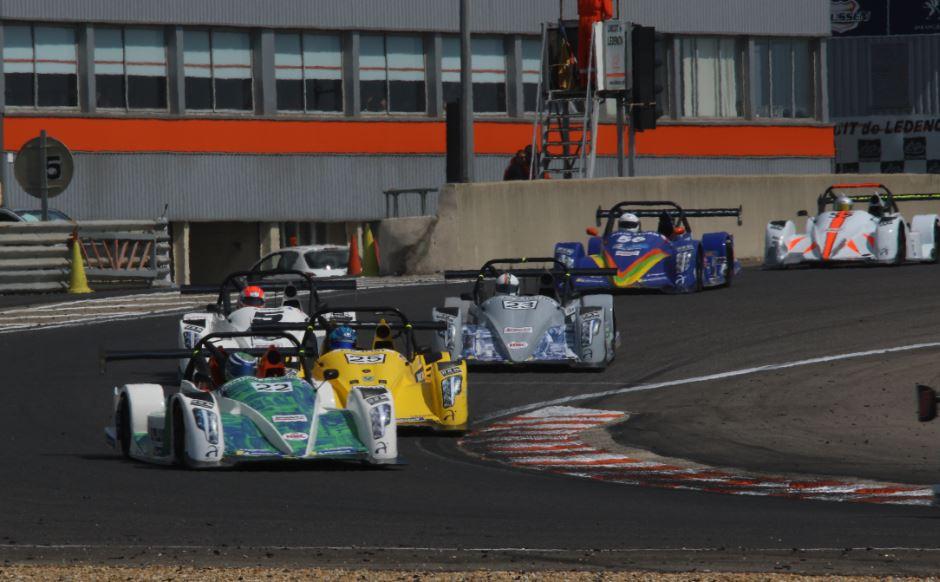 Sprint Cup By Funyo : 39 pilotes sur la ligne de départ à Magny-Cours