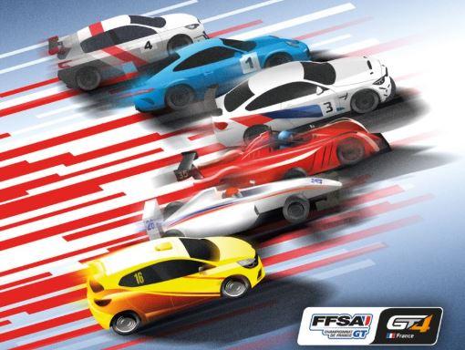 FFSA GT : Les horaires du week-end à Magny-Cours
