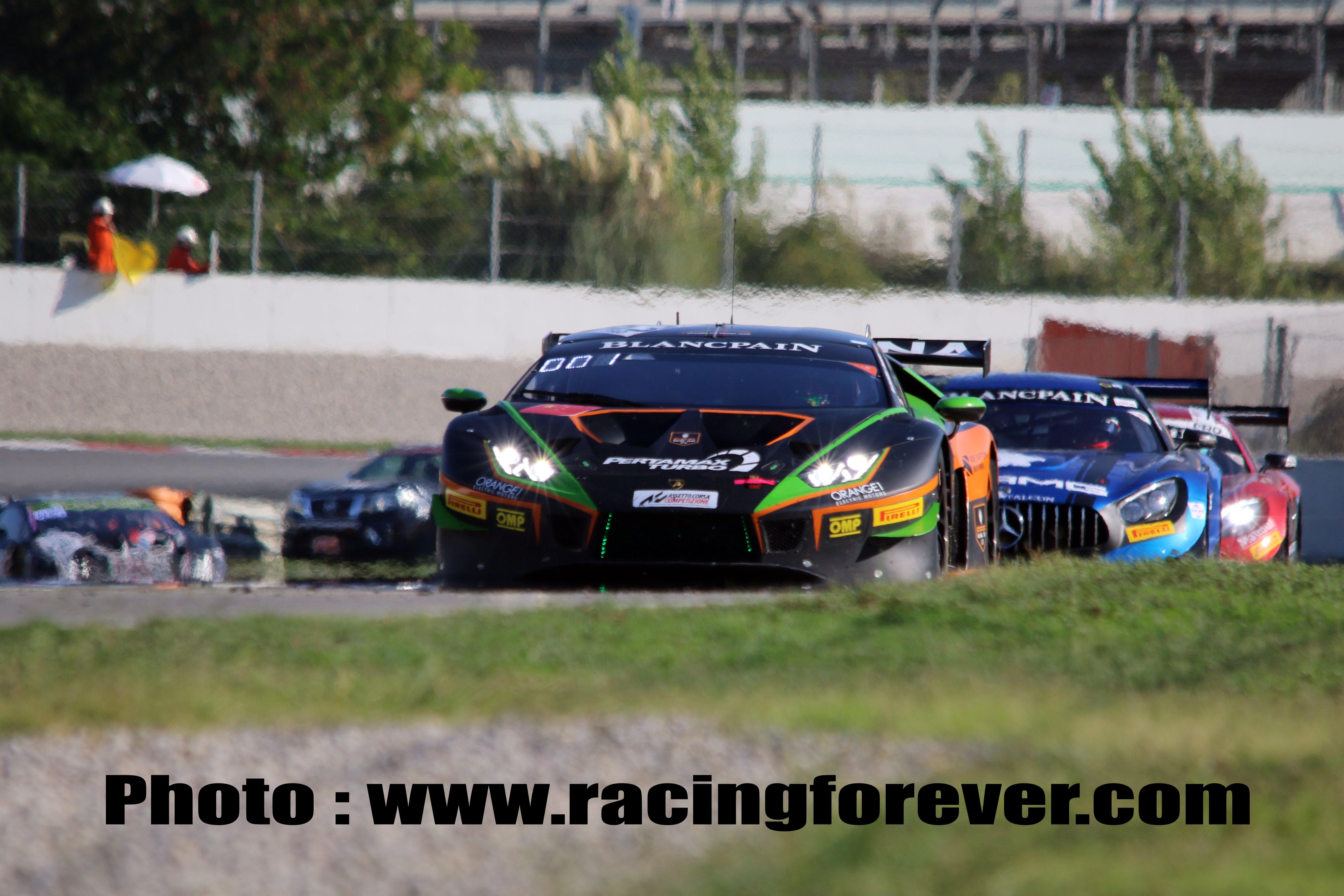 Lamborghini triomphe une nouvelle fois.
