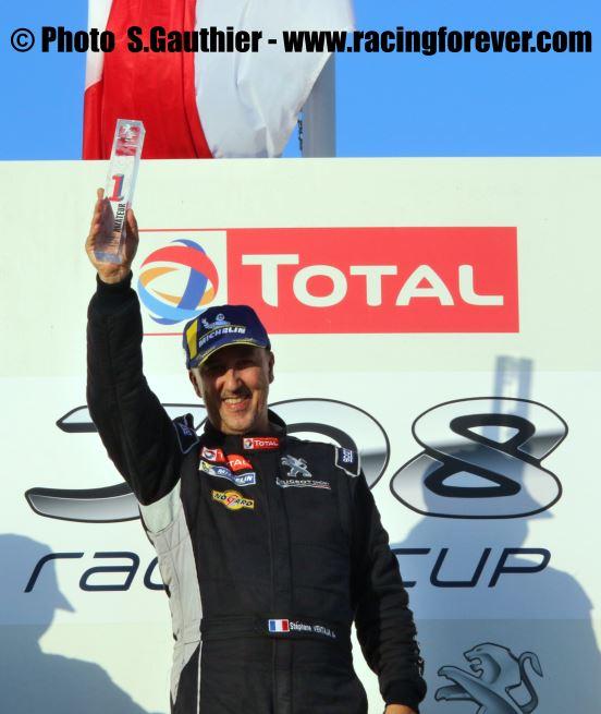 Stéphane Ventaja meilleur pilote AM
