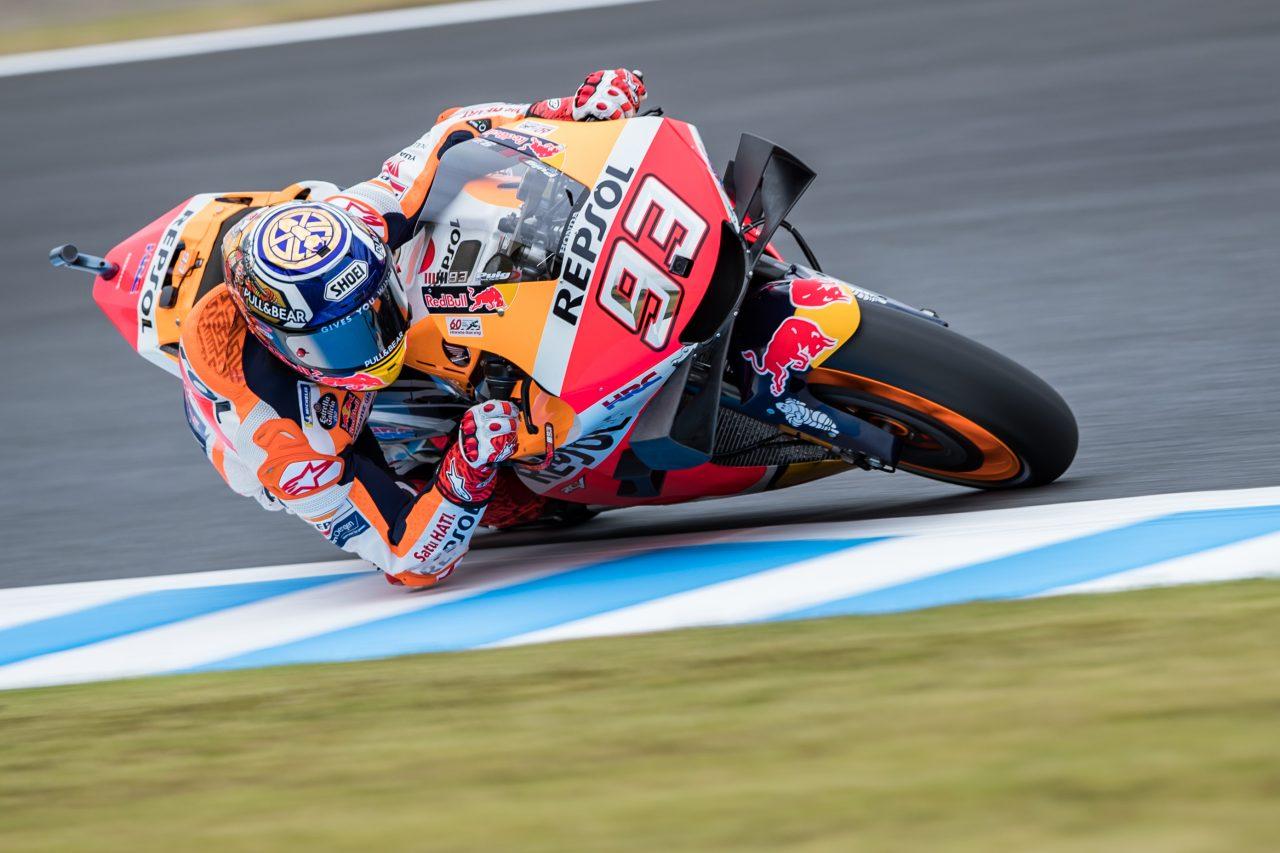 Marc Marquez et Honda, un duo imbattable (Photo Honda Pro Racing)