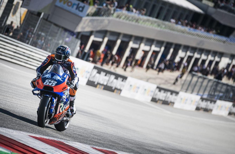 On affiche désormais complet chez KTM comme en MotoGp