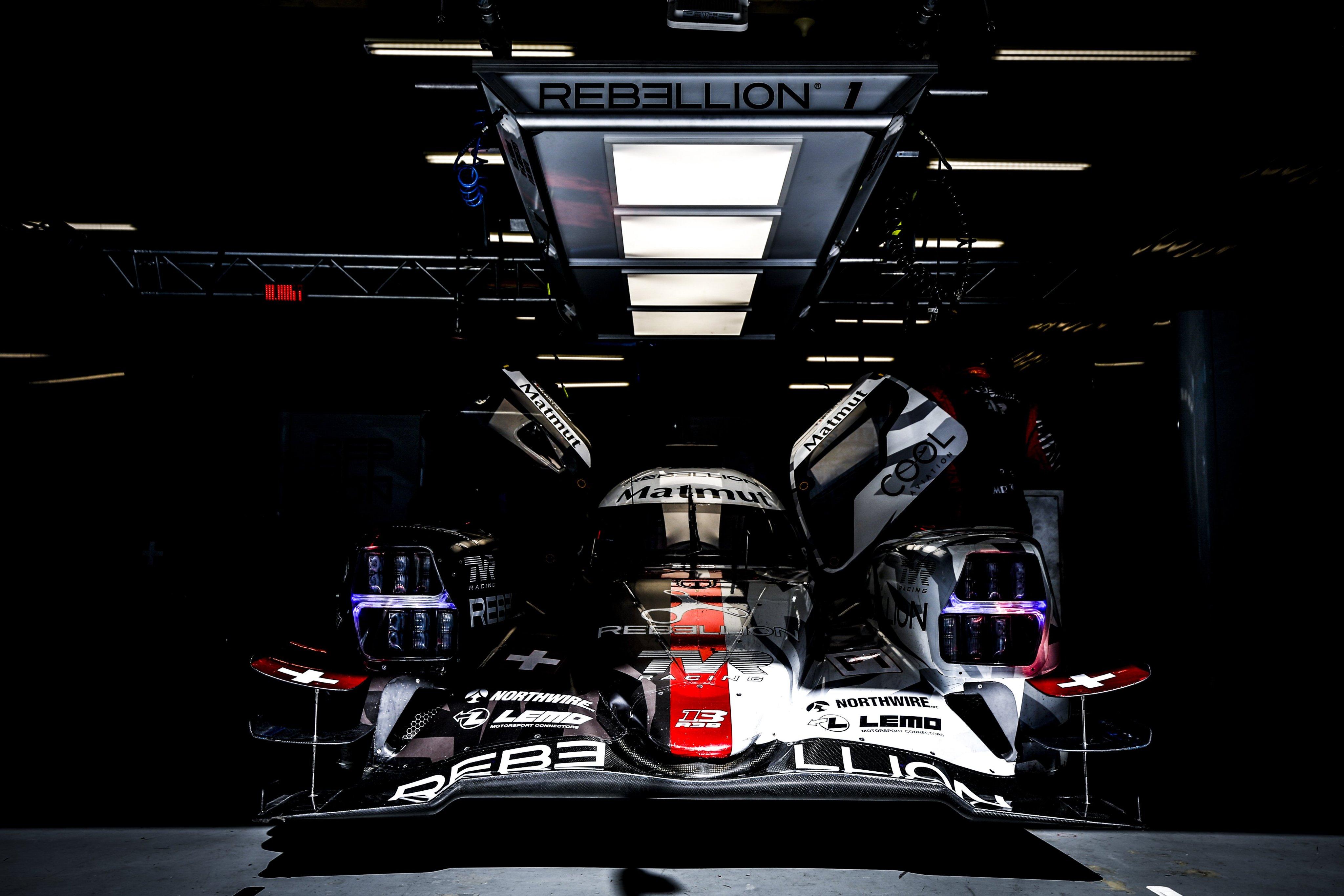 © Rebellion Racing