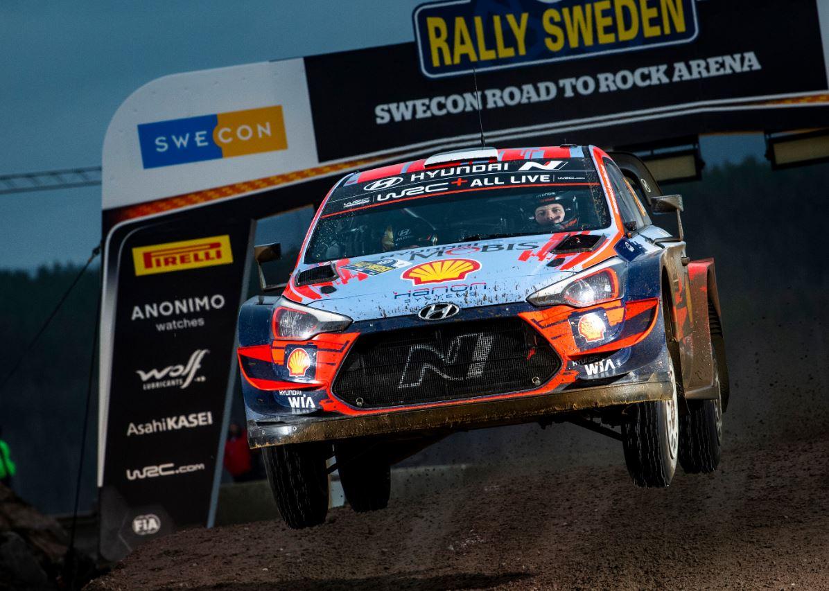 Pas de victoire mais des points précieux pour Tänak (Photo Jaanus Ree/Red Bull Content Pool)