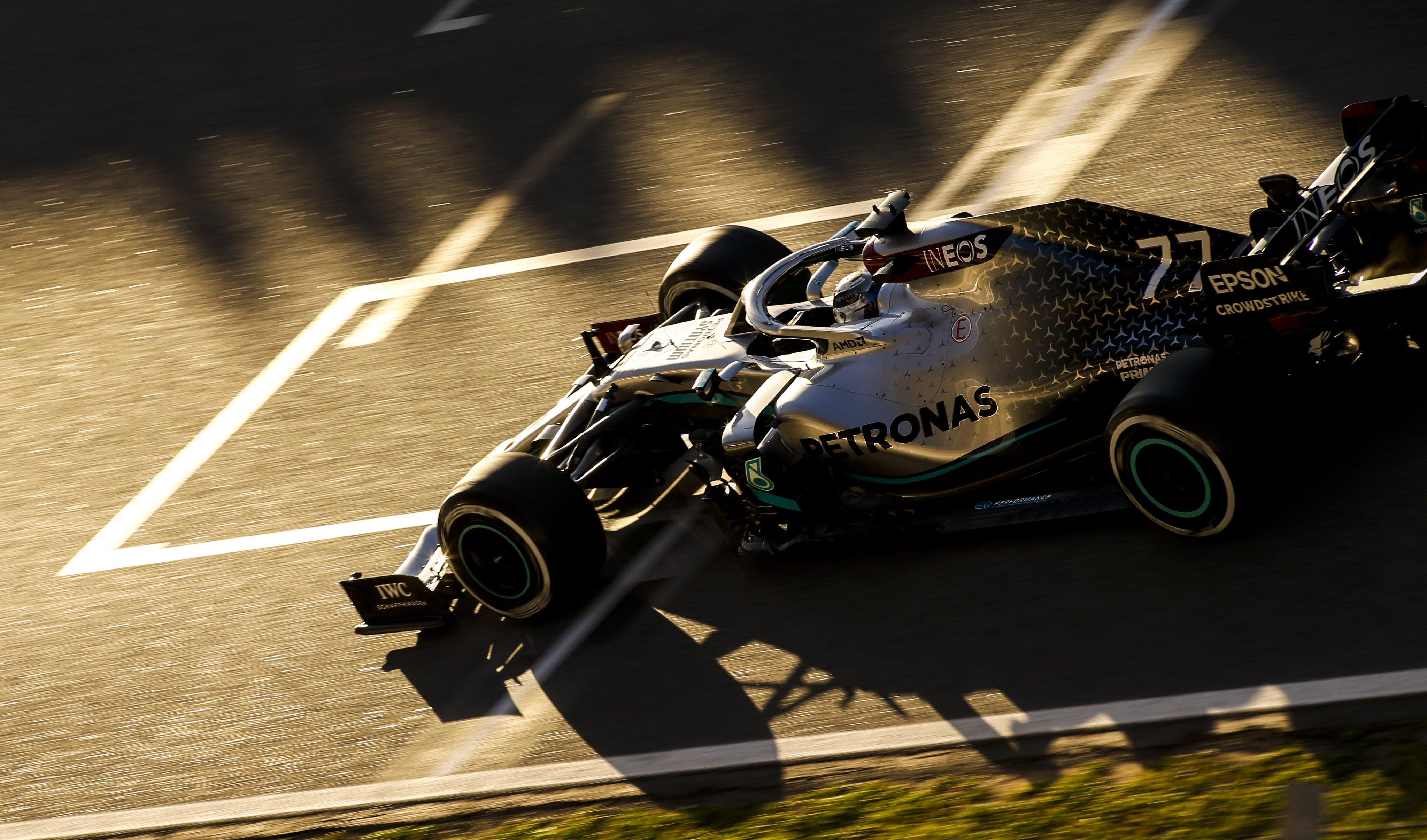 Qui pour battre Mercedes ? © AMG Mercedes F1