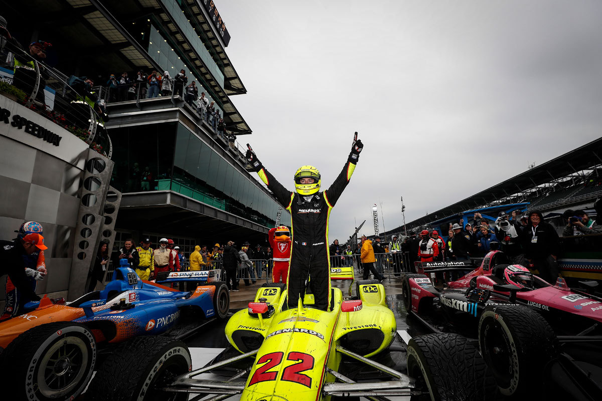 Indy 500 ou pas ??