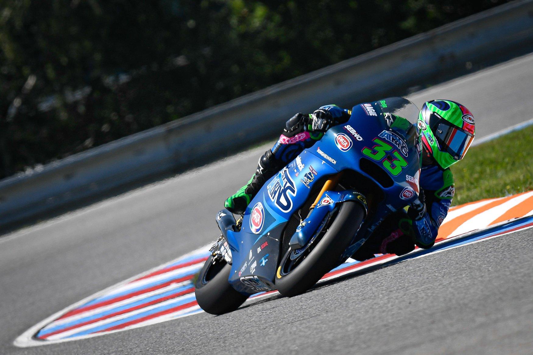 Nouvelle victoire de Bastianini en Moto2