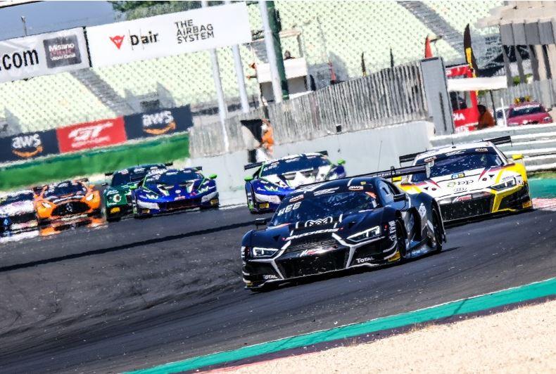 Audi en forme en ce début de saison (Photo D.Bogaerts SRO)