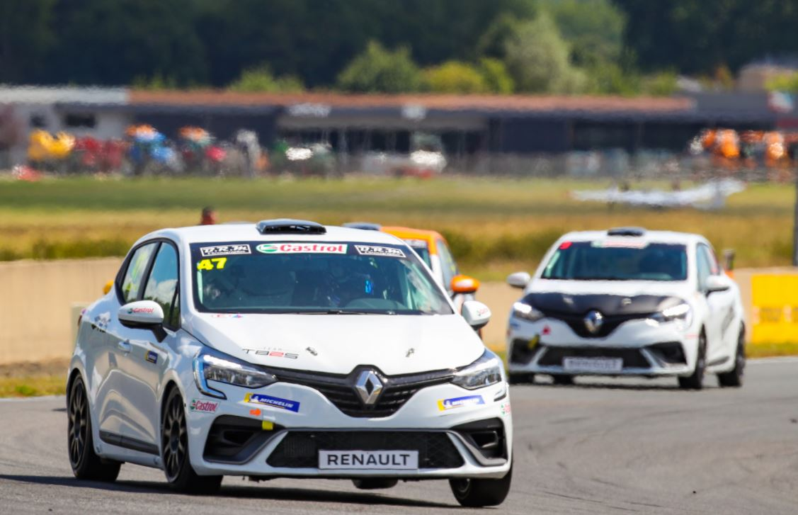 La nouvelle Clio 5 (Photo G.Lenormand - DPPI Renault Sport)
