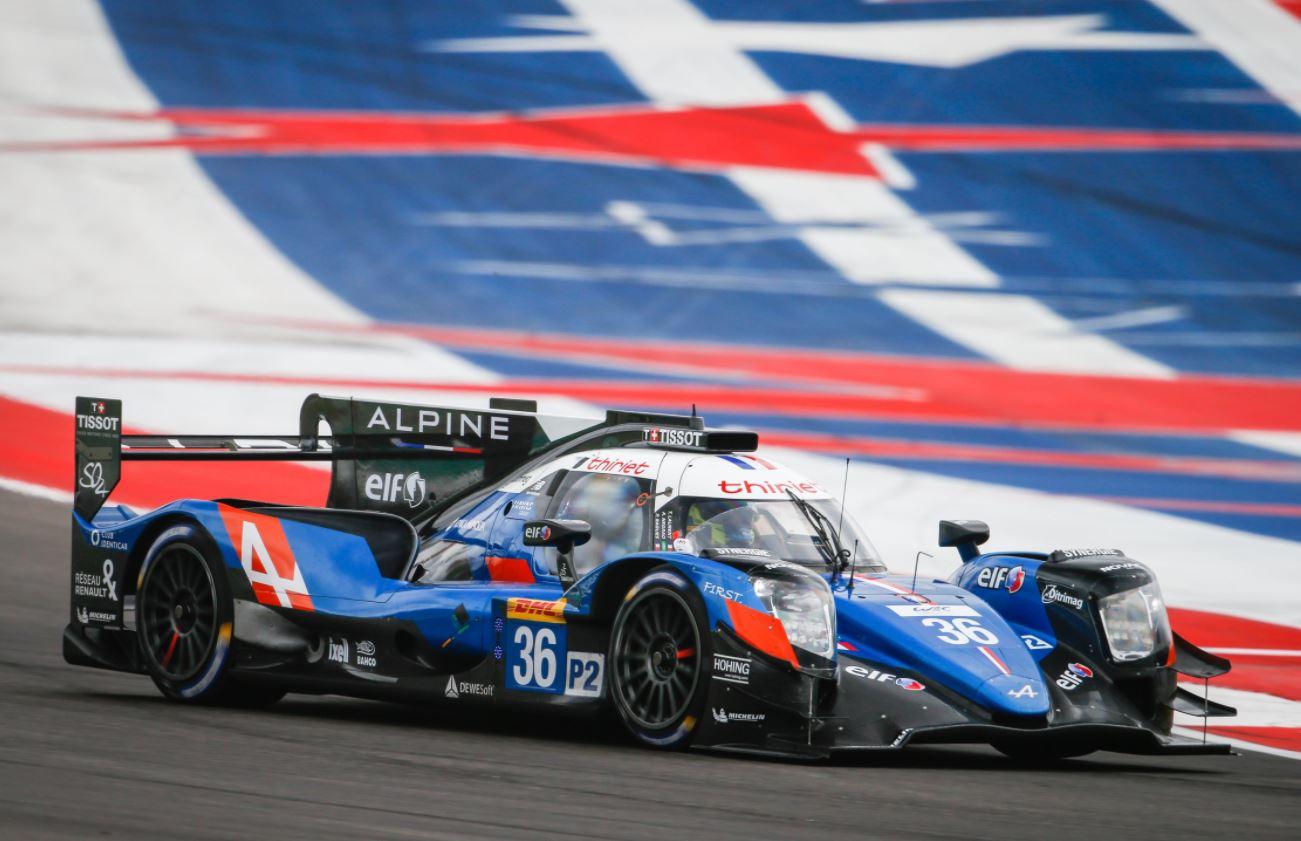 Alpine Endurance Team s'engage en LMP1 en 2021