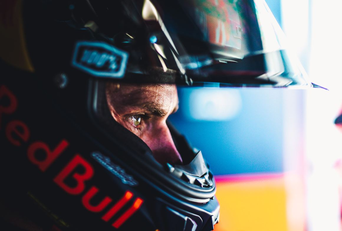 Brad Binder en patron chez KTM ? (Polarity photo)
