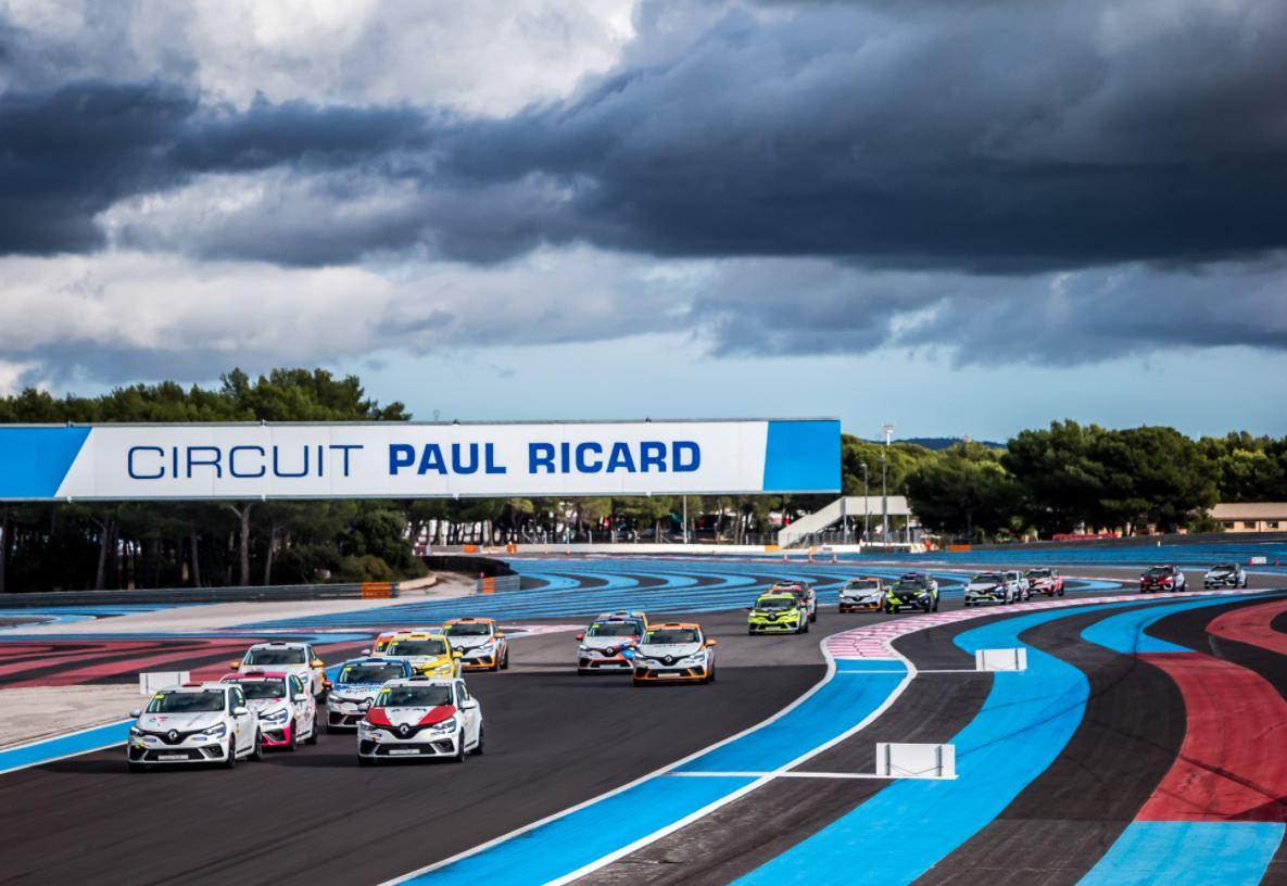 De nouveau, du grand spectacle en Clio Cup(Photo Thomas Fenêtre - DPPI)