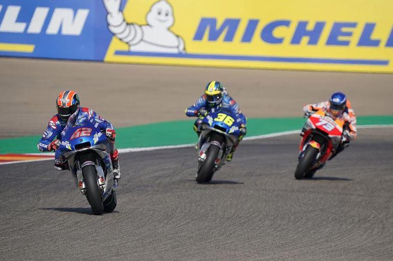 Victoire et leadership pour Suzuki. (Photo Suzuki Racing)