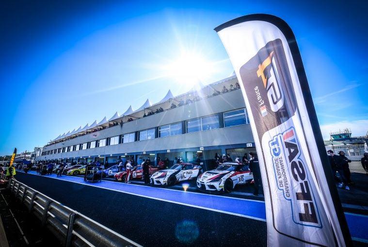 FFSA GT 2020 : Albi,  course 2