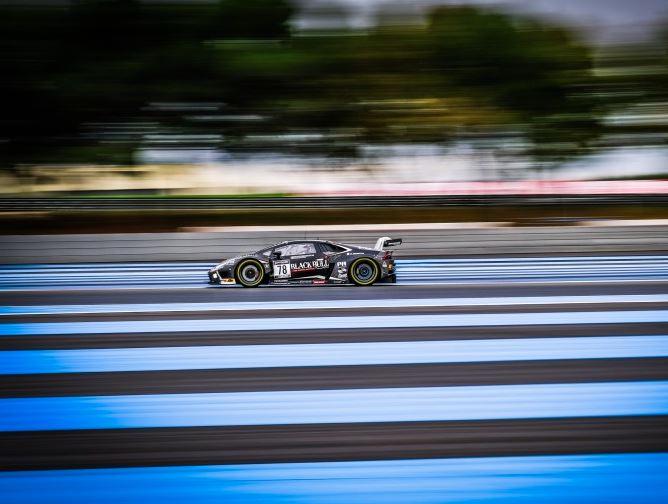 Lamborghini s'impose en Silver Cup (Photo D.Bogaerts)
