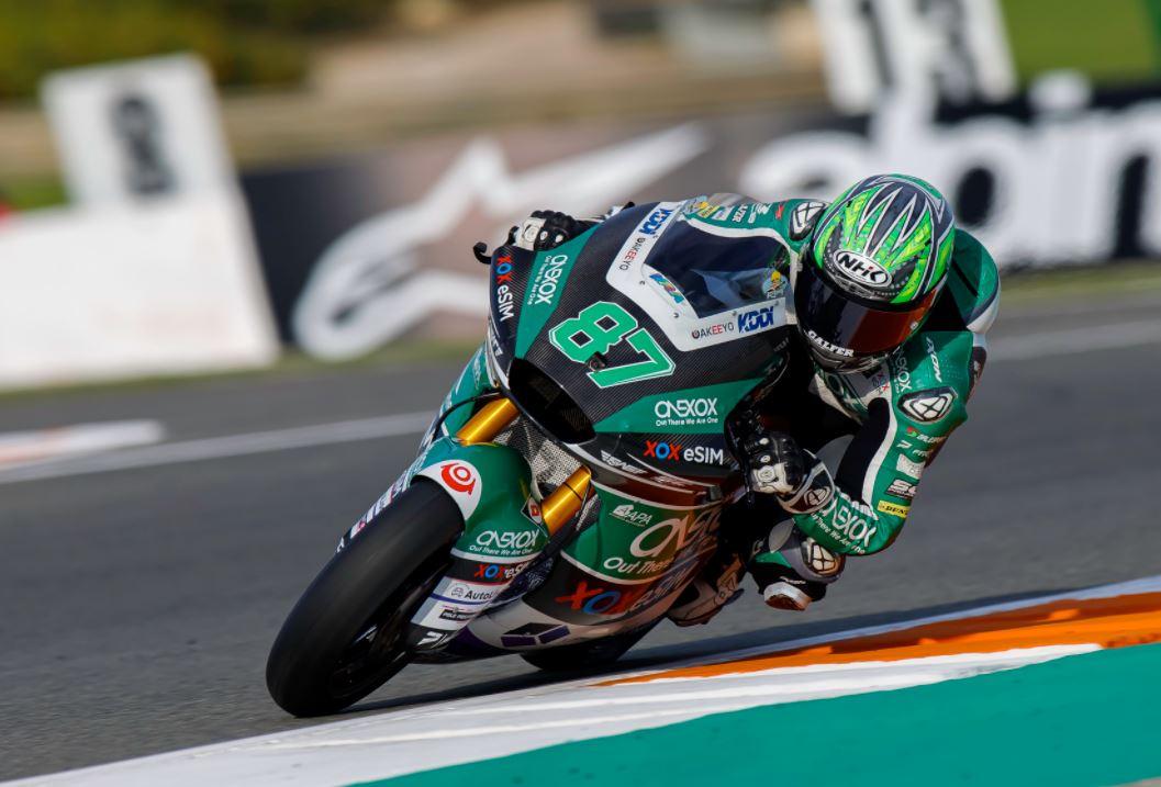 Première victoire Moto2 pour Remy Gardner