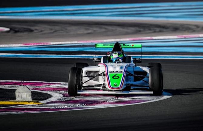F4 FFSA 2020 : Isawa remporte le titre au Paul Ricard