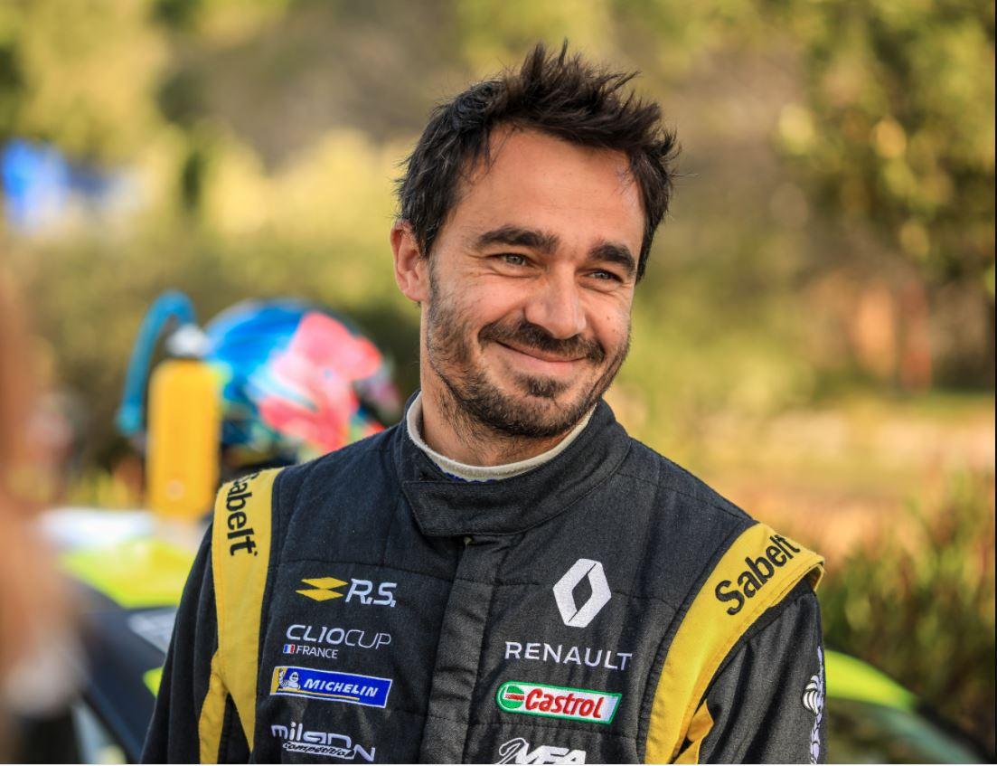 Nicolas Milan, un sourire qui en dit long (Photo Da Mattia - DPPI)