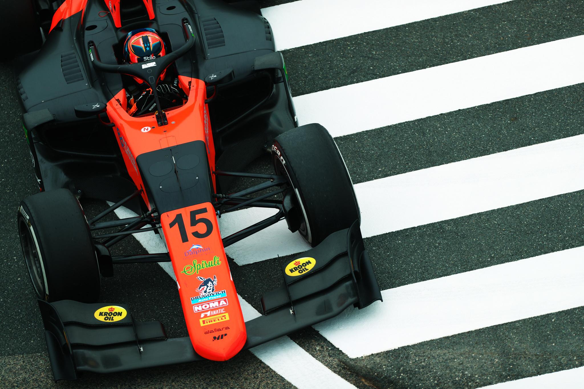 Le Brésilien vainqueur – © MP Motorsport